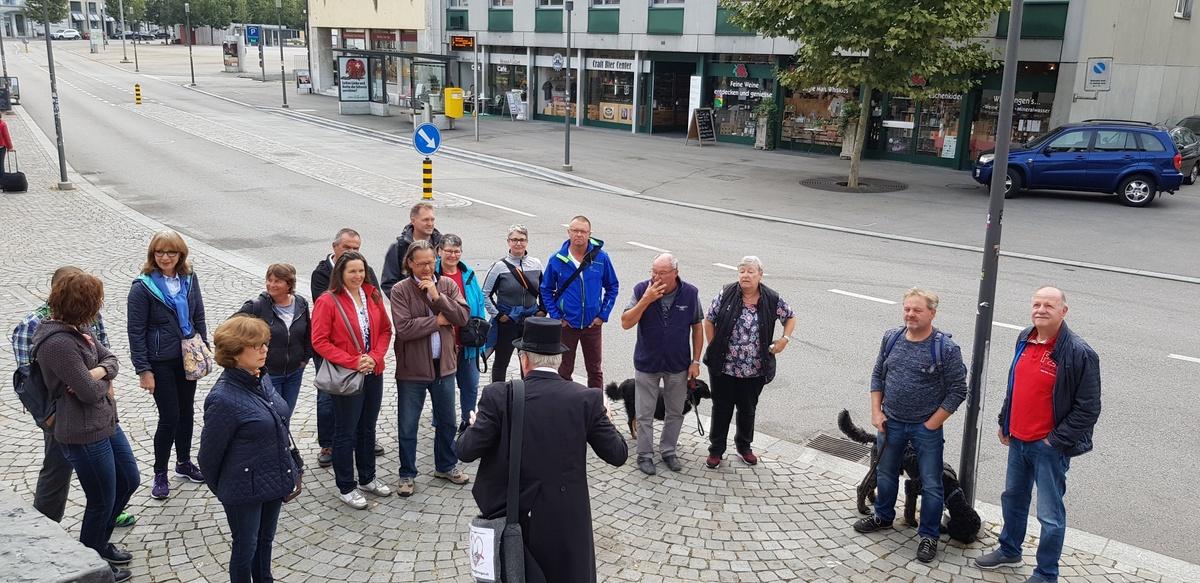 2019-09 Stammtisch Schweiz