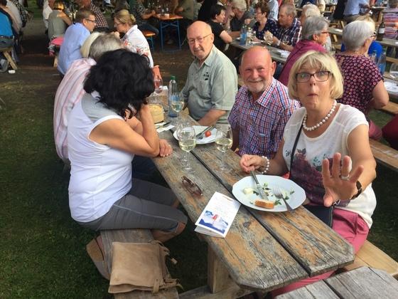 2017-07 Weinfest Castell kleines Treffen 10