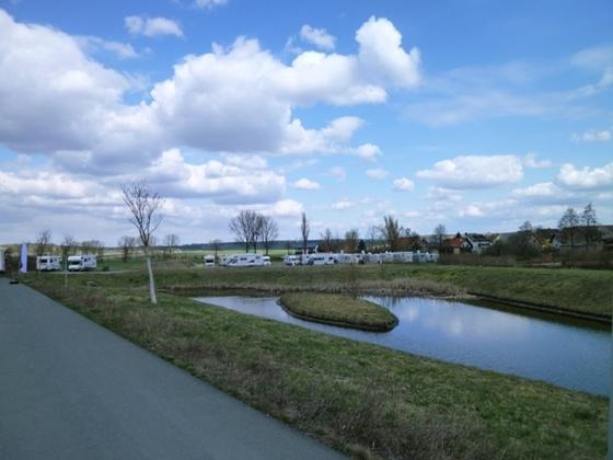2012-04 Bad Windsheim Osterstammtisch 17042012_1010405