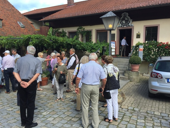 2017-07 Weinfest Castell kleines Treffen 16