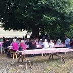 2015-07 Kleines Treffen in Castell