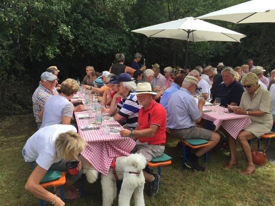 2017-07 Weinfest Castell kleines Treffen 45