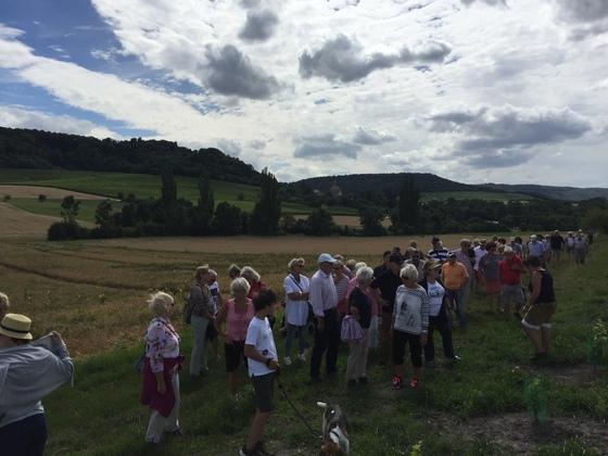 2017-07 Weinfest Castell kleines Treffen 42