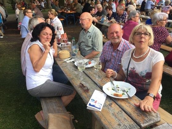 2017-07 Weinfest Castell kleines Treffen 12