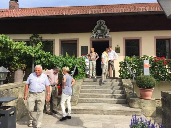 2017-07 Weinfest Castell kleines Treffen 13