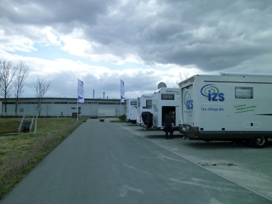 2012-04 Bad Windsheim Osterstammtisch 17042012_1010401