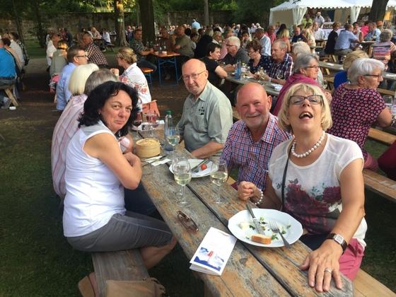 2017-07 Weinfest Castell kleines Treffen 11