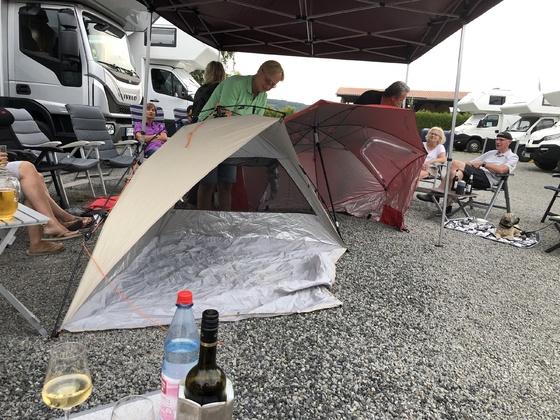 2019-07: Frankenstammtisch 2019